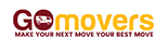 Go Movers Logo Icon.